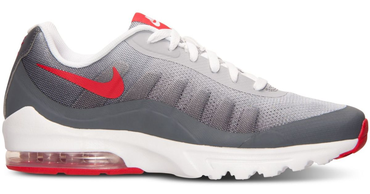 bf1eb625ab ... sweden lyst nike mens air max invigor print running sneakers from  finish line in red for