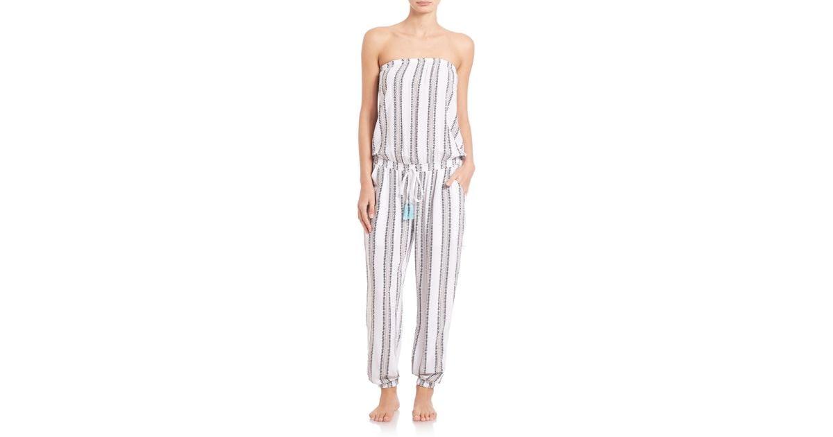 94f87fe266a0 Lyst - Cool Change Brooke Jumpsuit in Gray