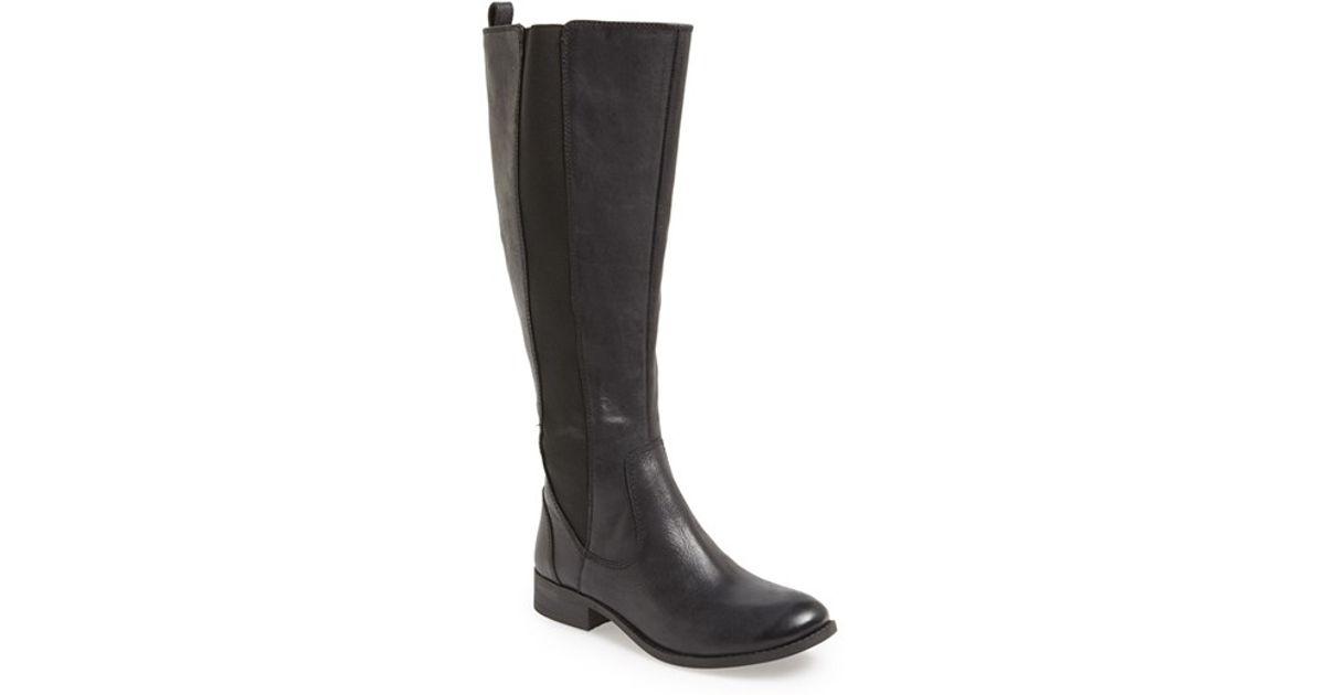 02e666eba347 Lyst - Jessica Simpson  radforde  Riding Boot in Black
