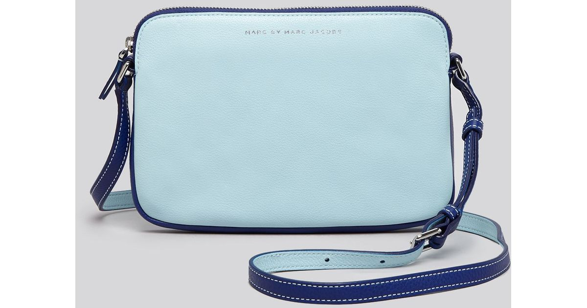 251c809a50a Lyst - Marc By Marc Jacobs Crossbody - Sophisticato Dani in Blue