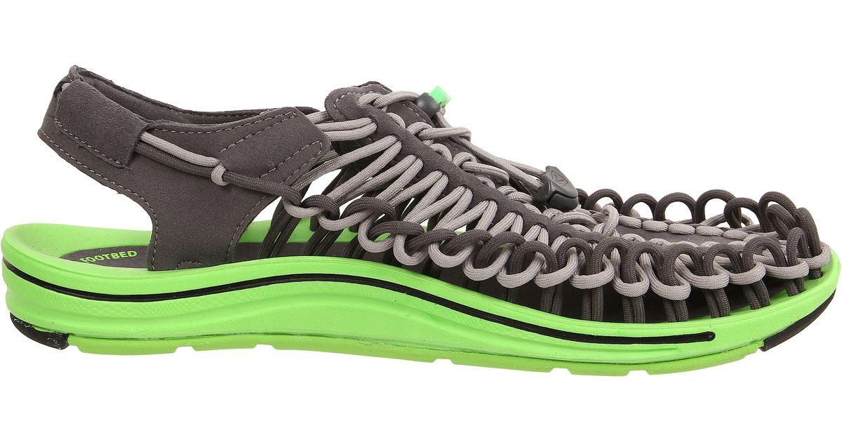 098170c8b31b Lyst - Keen Uneek in Green for Men