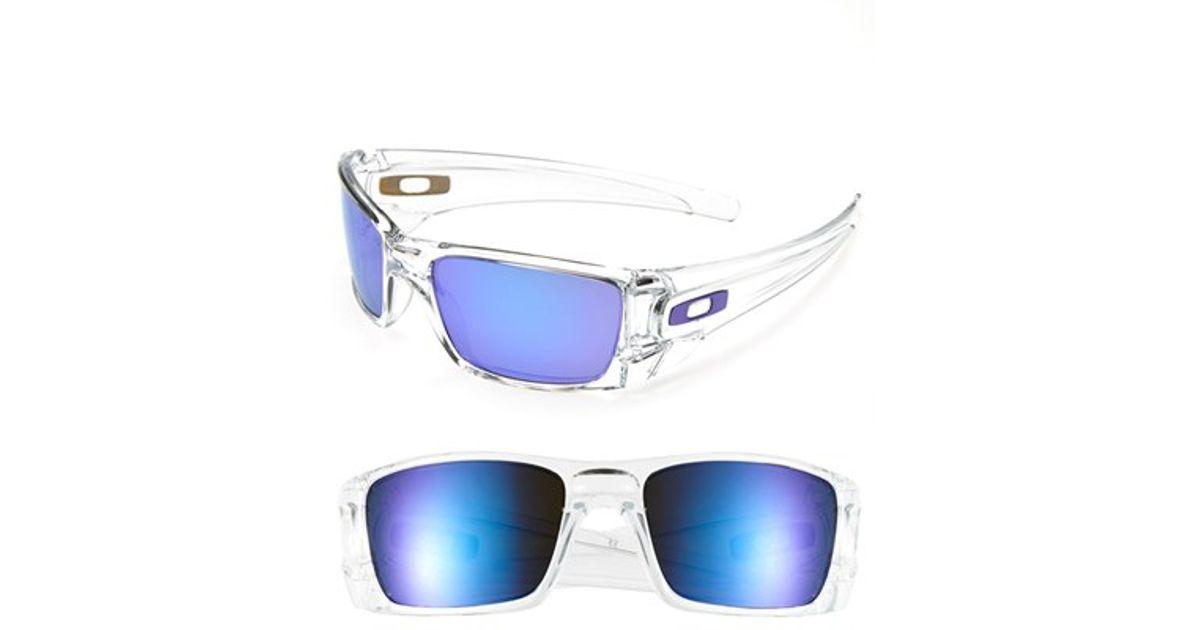 oakley fuel cell sunglasses australia  oakley clear mens fuel cell 60mm sunglasses clear product 0 700352177 normal.jpeg
