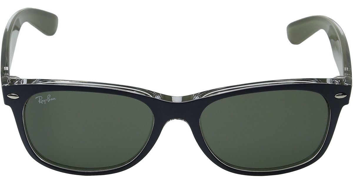 ray ban wayfarer military green