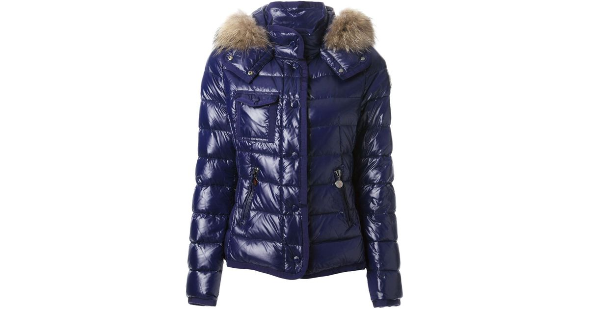 Moncler Armoise Blue Jacket