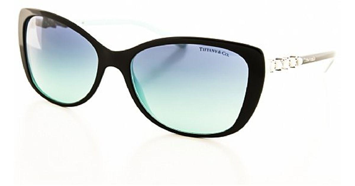 9578a67b49b97 Lyst - Tiffany   co. Tf4103hb 80559s in Black