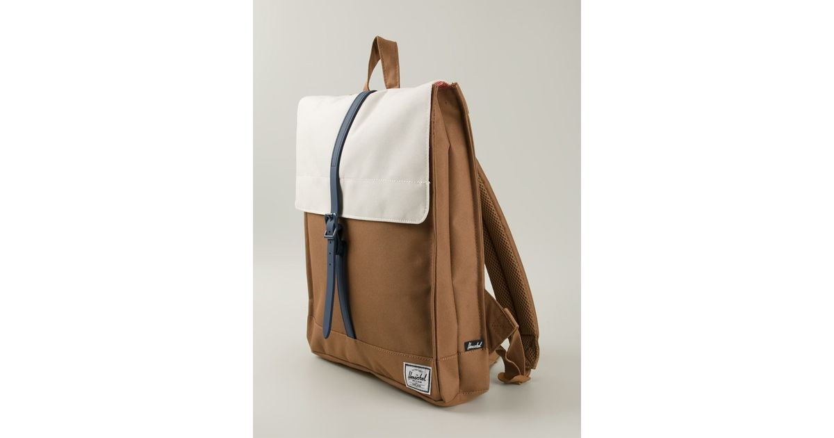 30626bfe02 Lyst - Herschel Supply Co.  City  Backpack in Brown for Men
