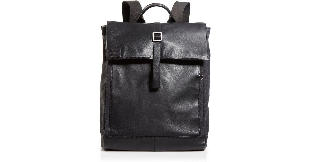 Lyst - Toms Caravan Backpack in Black for Men ba805f9bf98