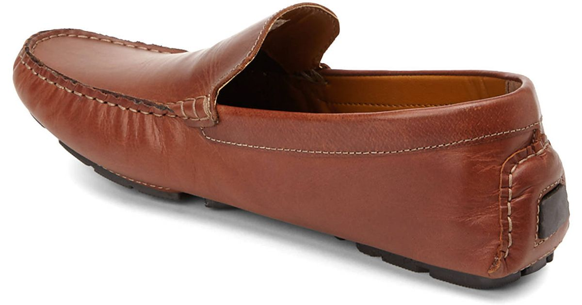 2ccf61cb89c Lyst - Steve Madden Tan Apaullo Loafers in Brown for Men