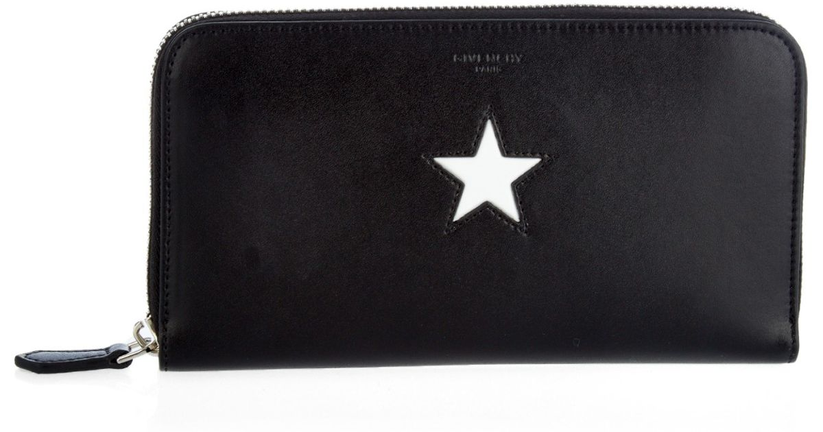 Givenchy Zip Leather Wallet Cheap Get To Buy E0PImtYaA