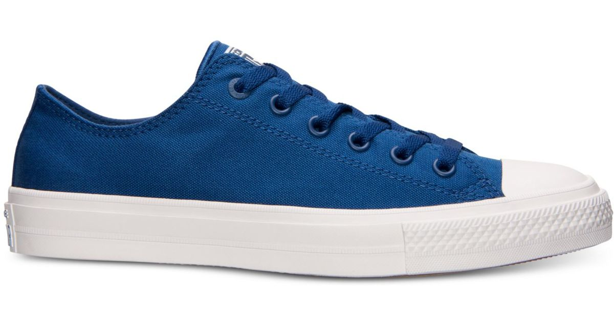 Mens Converse Chuck Taylor All Star Ii Ox Casual Shoes