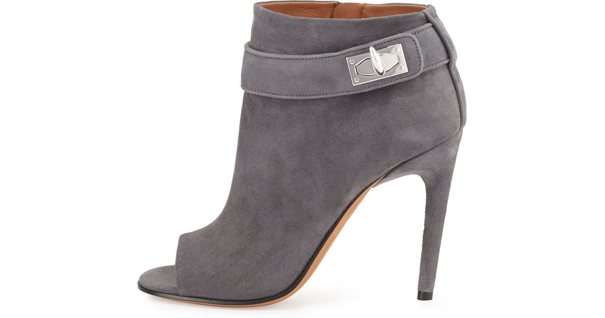 clearance how much exclusive for sale Givenchy 'Shark Lock' booties amazing price cheap price quality for sale free shipping 4efJkHAcC