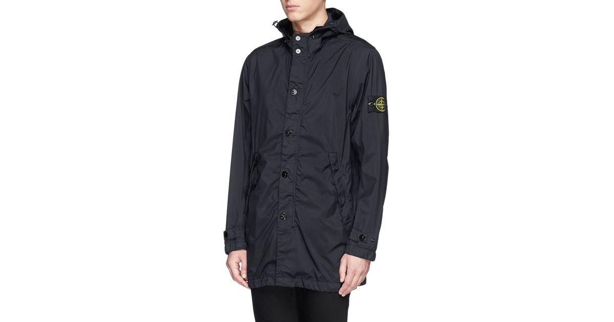 Stone Island Raincoat