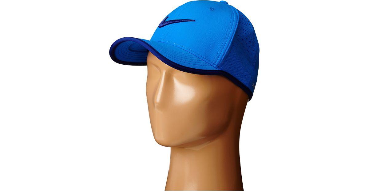 Lyst - Nike Train Vapor Classic 99 Hat in Blue for Men 71a9c1c5368