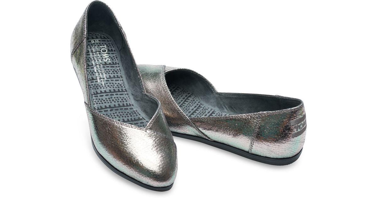 Gunmetal Brand Shoes