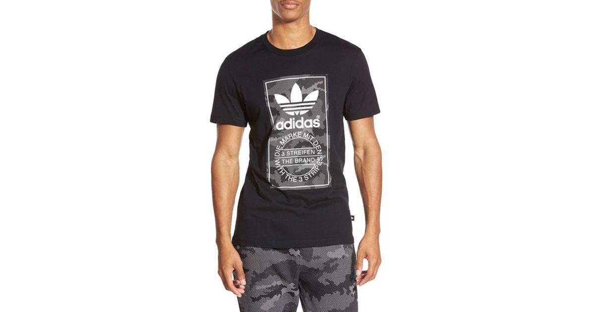 adidas 3streifen t-shirt