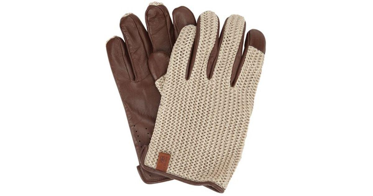 Champagne Gloves