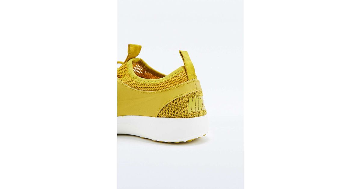brand new 9ae5e d142e Nike Juvenate Mustard Trainers in Yellow for Men - Lyst