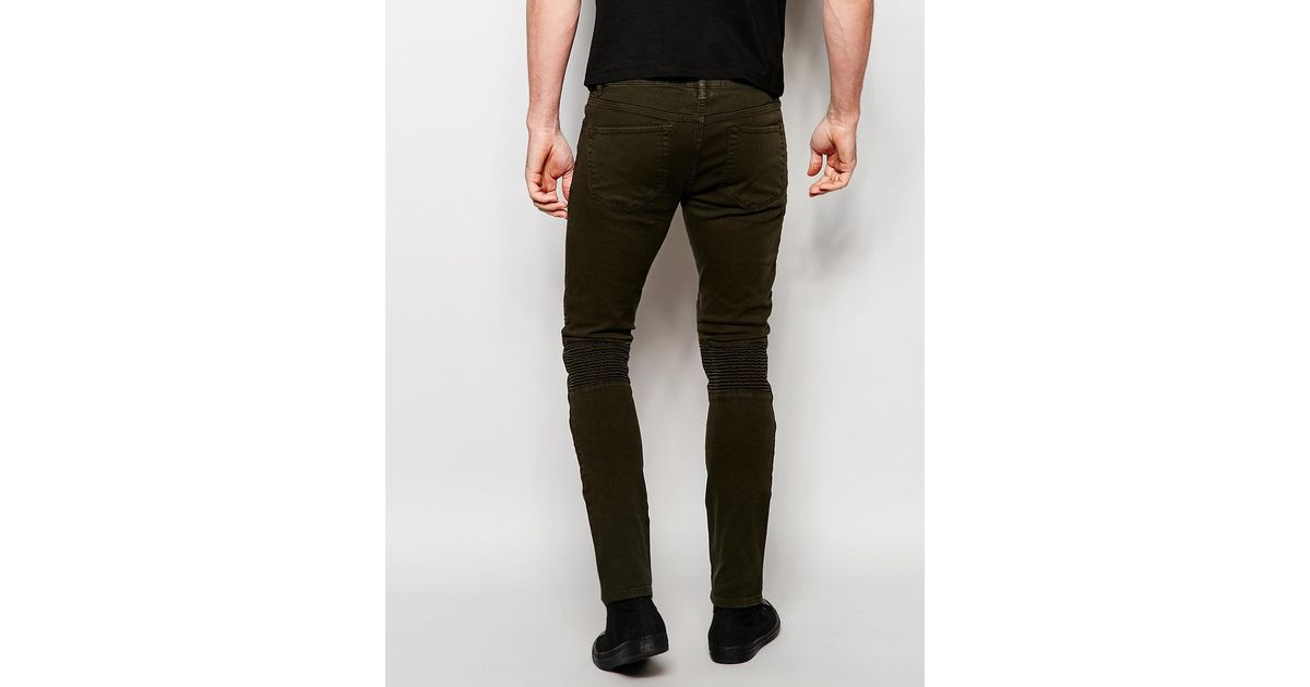 Shop for mens khaki skinny jeans online at Target. Free shipping on purchases over $35 and save 5% every day with your Target REDcard.