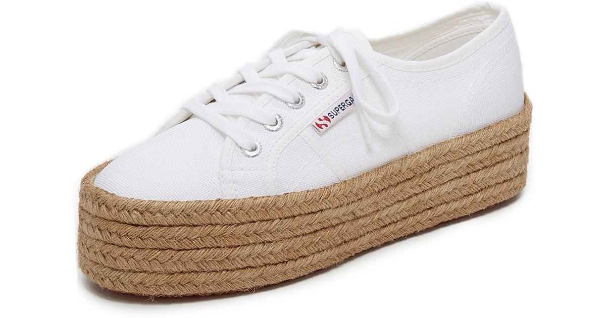 Mens Canvas Shoes Superga