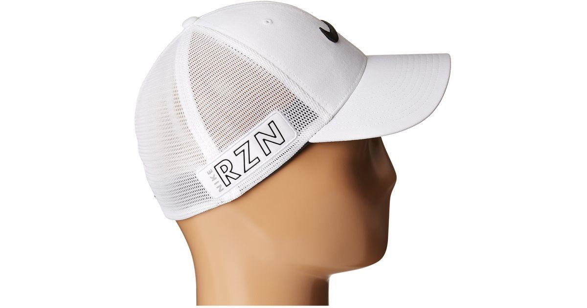 94bdf22dffbf7 Nike Tour Legacy Mesh Cap in White for Men - Lyst