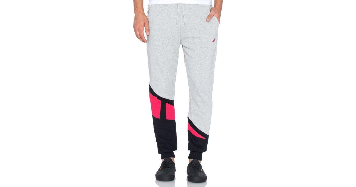 Lyst - Staple Retro Sweatpants in Gray for Men c721ae2cf