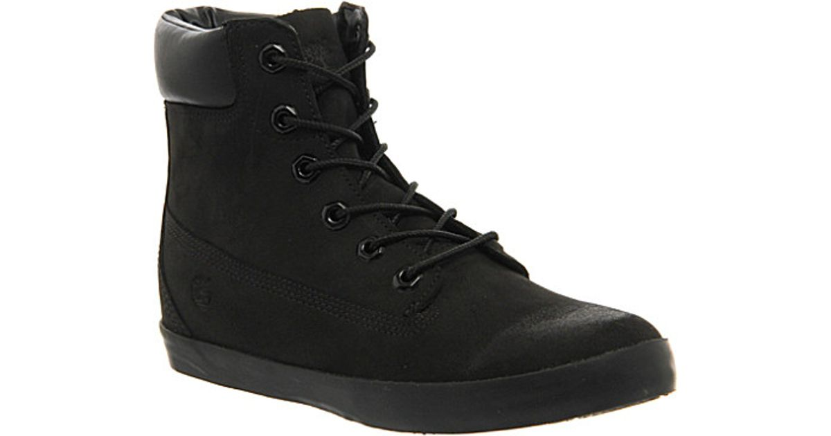 timberland earthkeepers glastenbury wedge boot in