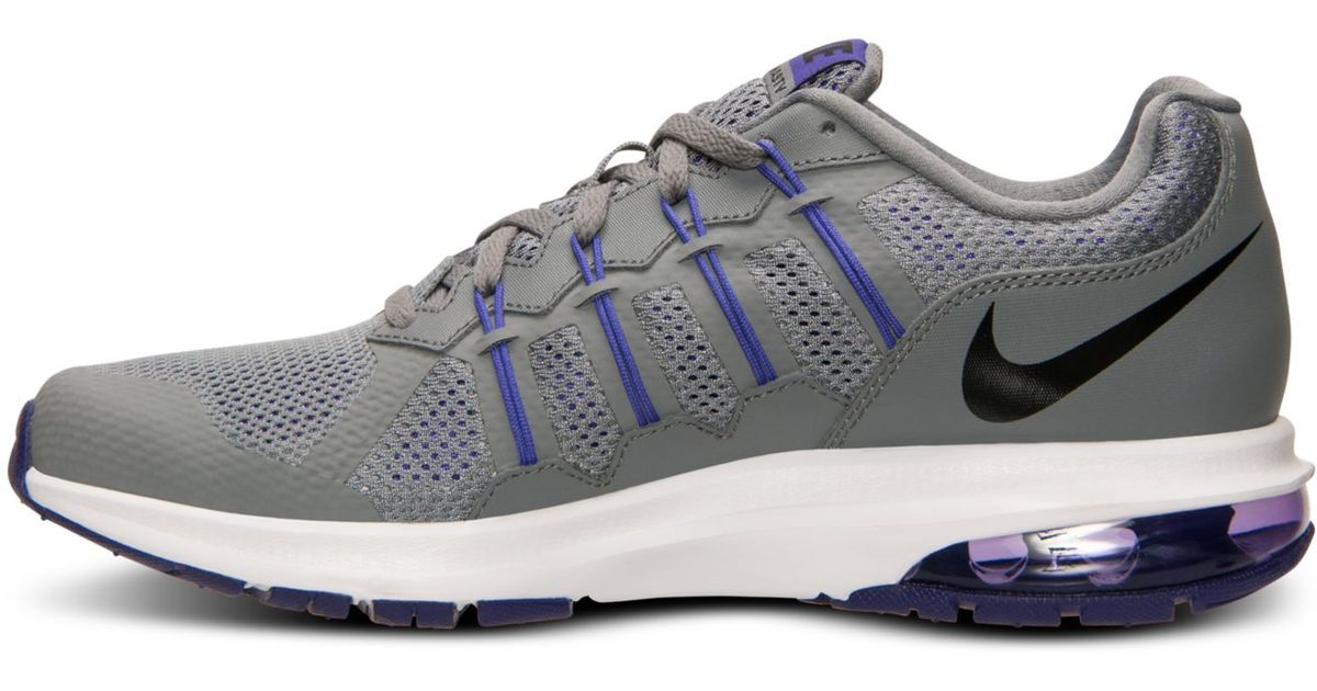Lyst - Nike Women's Air Max Dynasty Running Sneakers From Finish Line in  Gray