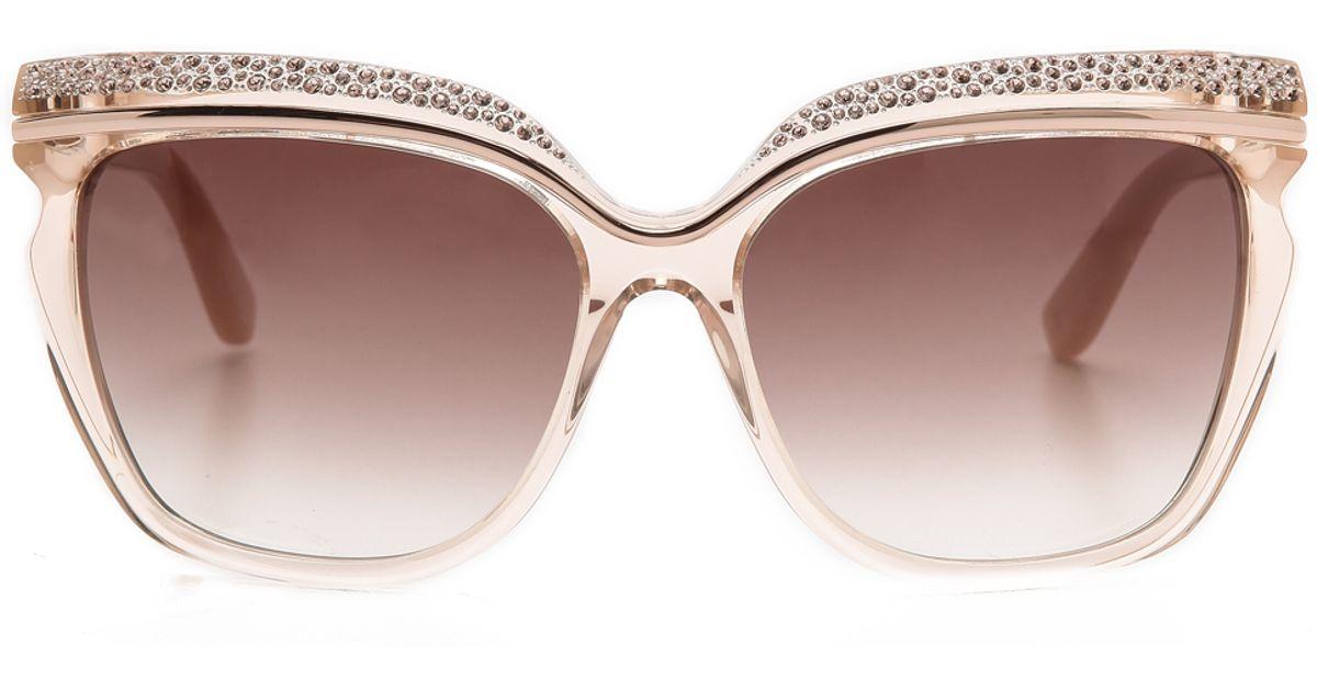 f64b8f238097 Jimmy Choo Sunglasses Sophia « Heritage Malta