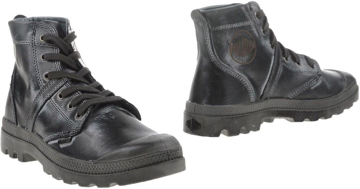 Luxury Palladium Pallabrouse Grey Womens Boots  92477095  EBay