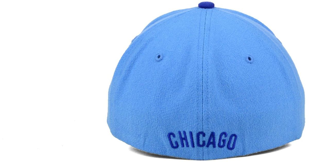 Lyst - 47 Brand Chicago Cubs Contender Cap in Blue for Men d34eb01bd48