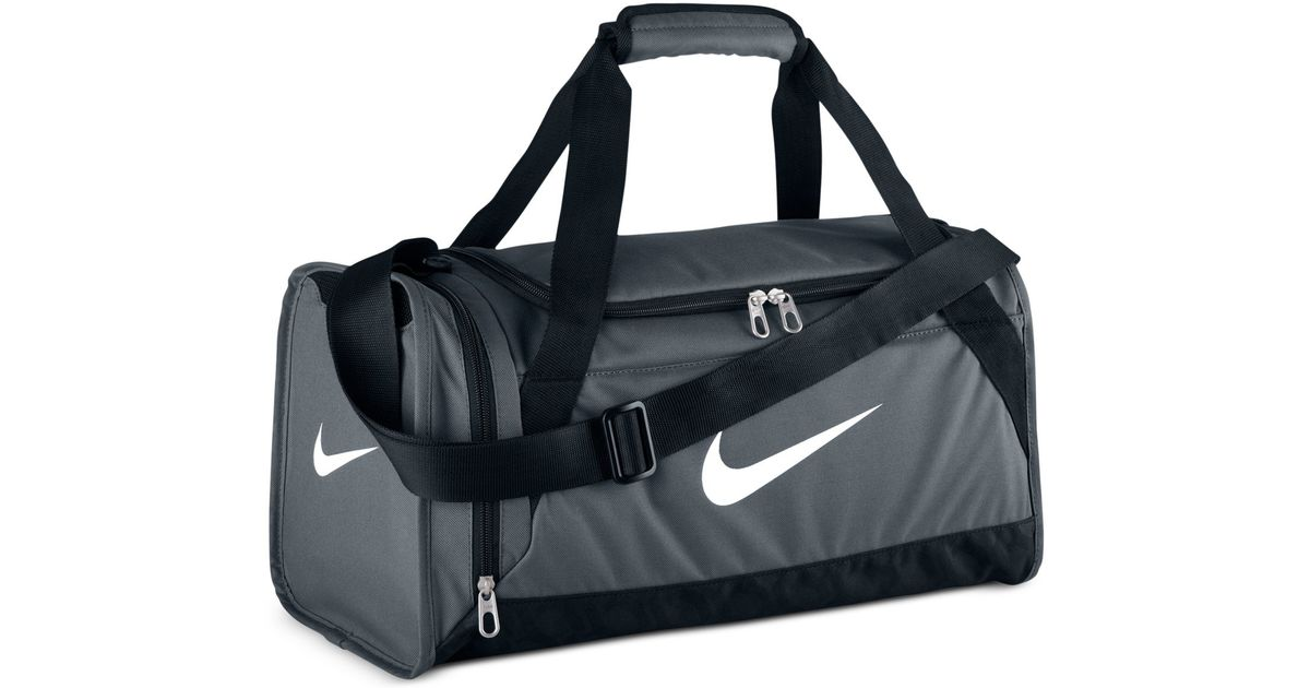 7288545092 Lyst - Nike Brasilia 6 Extra-Small Duffle Bag in Gray for Men