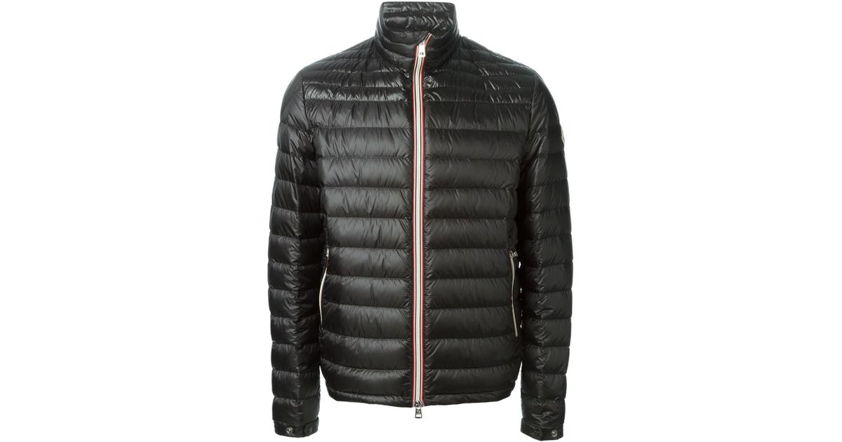 moncler jacket mens black