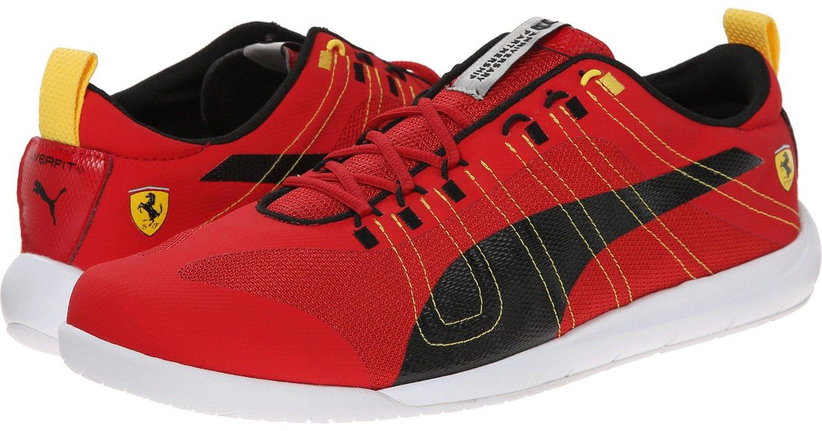 c4b9724c50d6 Lyst - Puma Tech Everfit + Sf10 in Red for Men