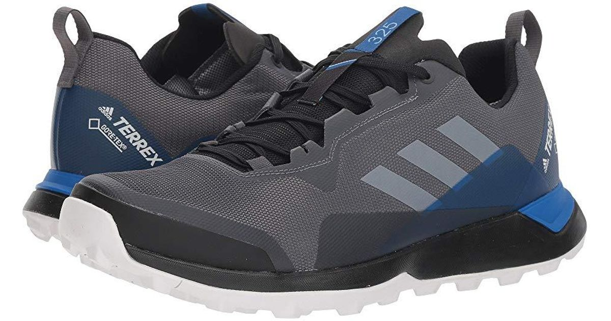 e0809e043ef50 Adidas Originals - Black Terrex Cmtk Gtx(r) (grey Five/grey One/blue  Beauty) Running Shoes for Men - Lyst