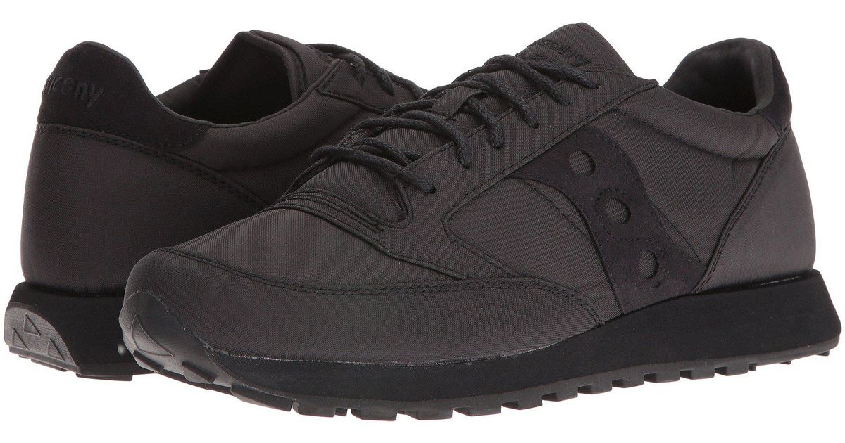 classic fit c970f e1eef Saucony - Black Jazz O Mono for Men - Lyst