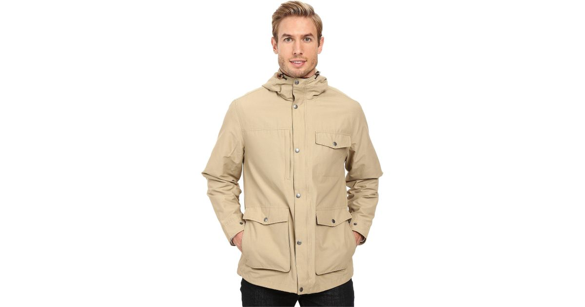 13cf6b6a38f Lyst - Woolrich Transition Lined Mountain Parka in Natural for Men