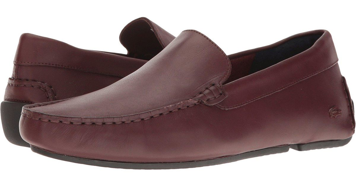 52252290dc9a66 Lyst - Lacoste Piloter 117 1 Formal Shoe Fashion Sneaker in Brown for Men