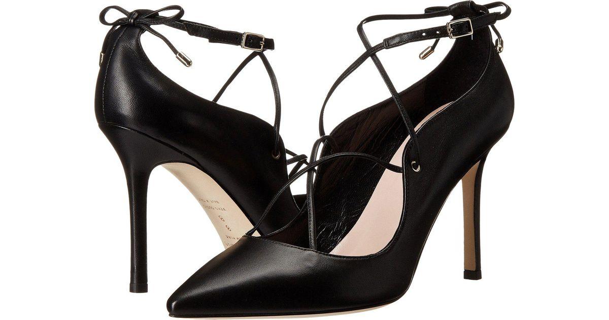 4daab0a63eb3 Lyst - Kate Spade Priscilla in Black