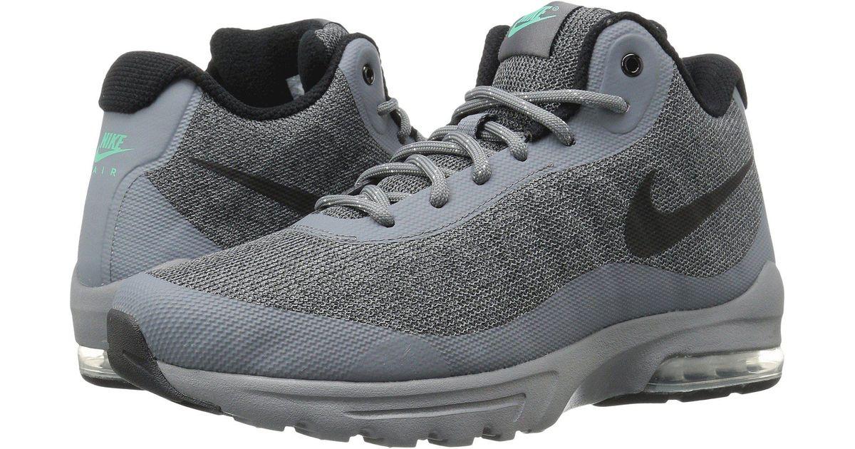 innovative design 114ea d4625 Lyst - Nike Air Max Invigor Mid in Gray for Men