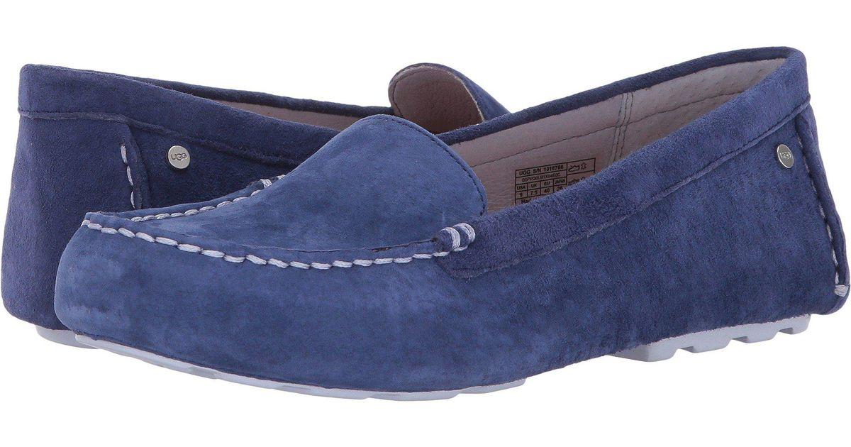 6cec4d26a02 Lyst - UGG Milana in Blue