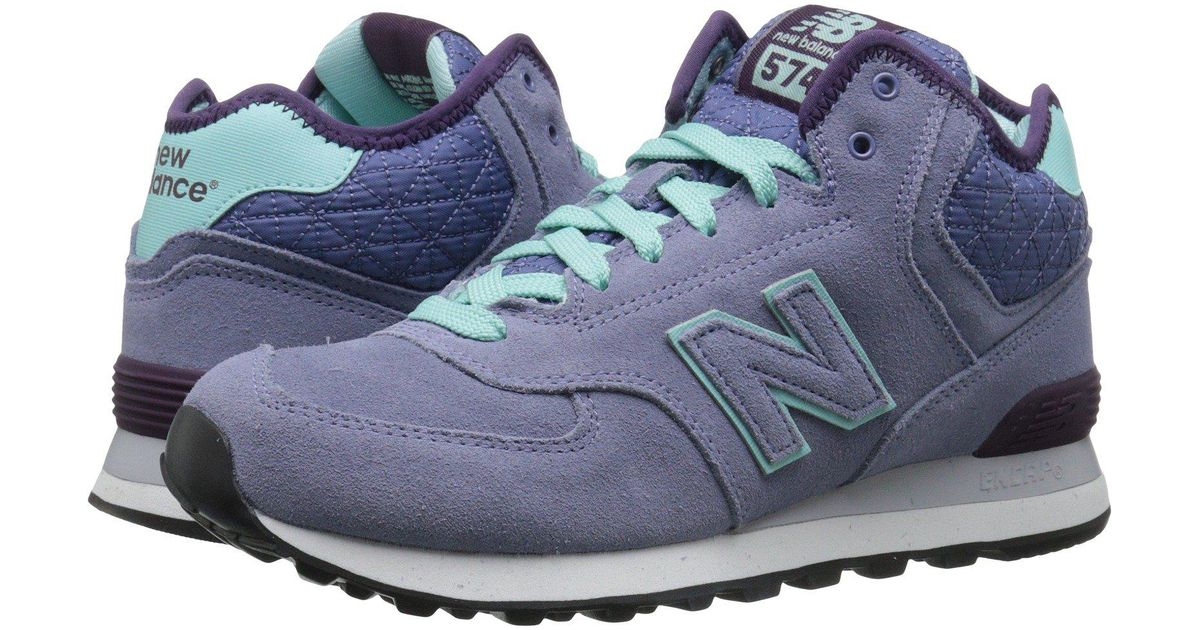 pretty nice d5283 8a4c9 New Balance - Multicolor Wh574 - Lyst