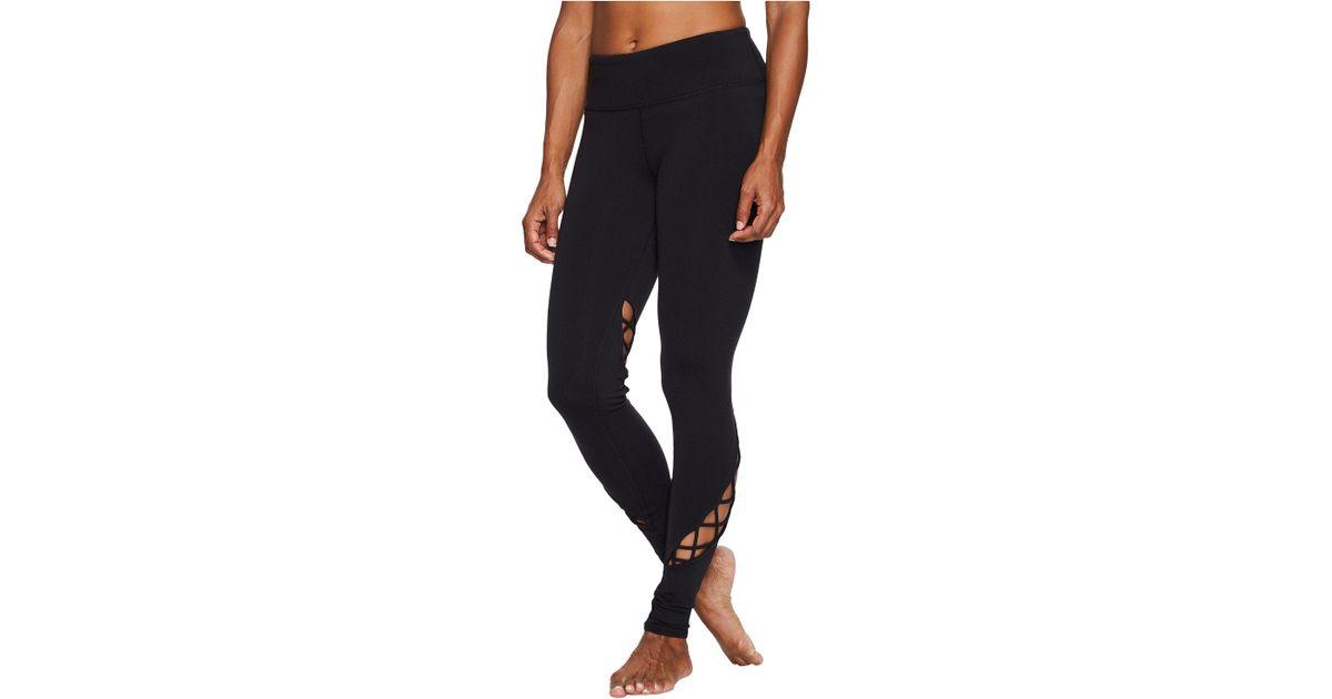 be475326340f5 Lyst - Alo Yoga Entwine Leggings in Black