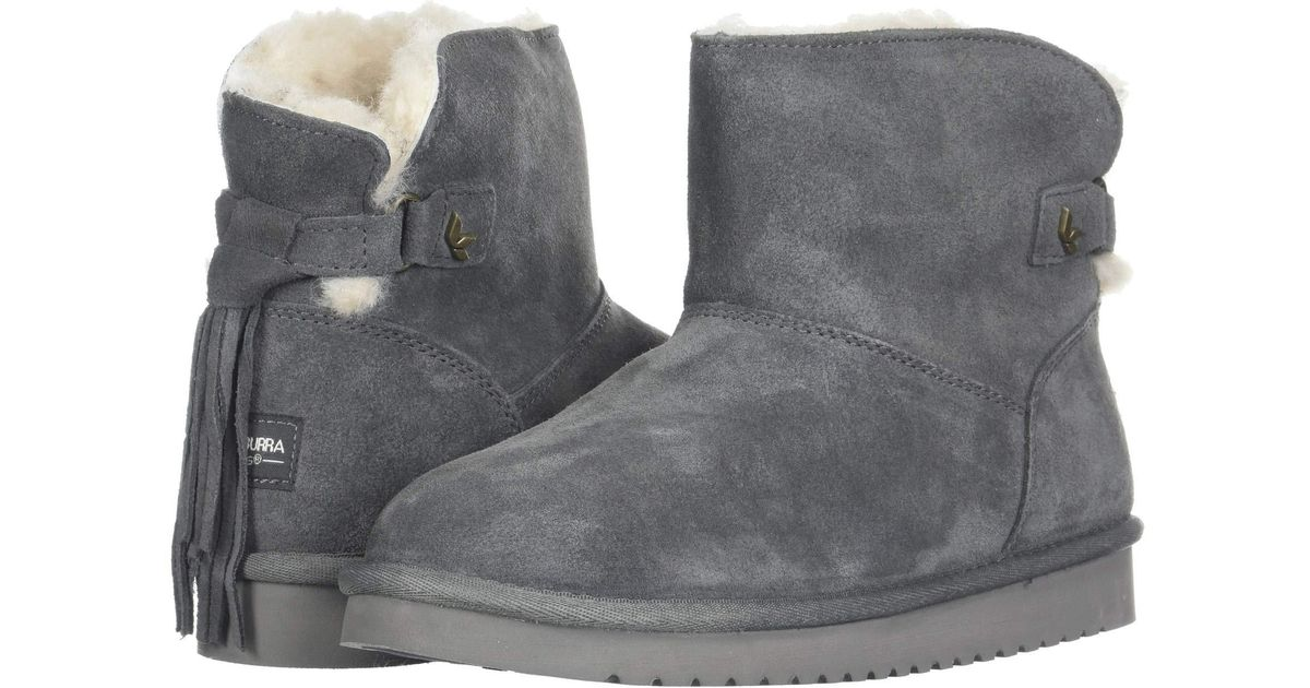 d4d40e8a4ed Lyst - UGG Jaelyn Mini in Gray