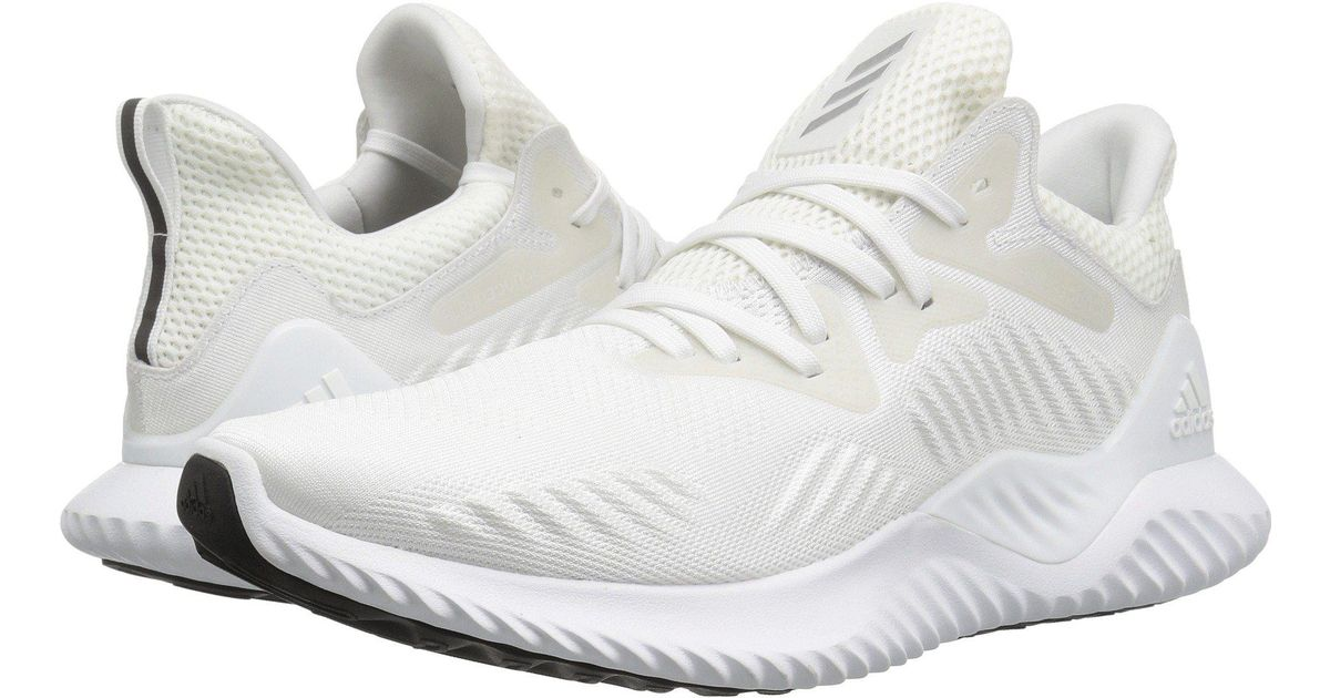 watch 11bd4 a5791 Lyst - adidas Originals Alphabounce Beyond in White for Men