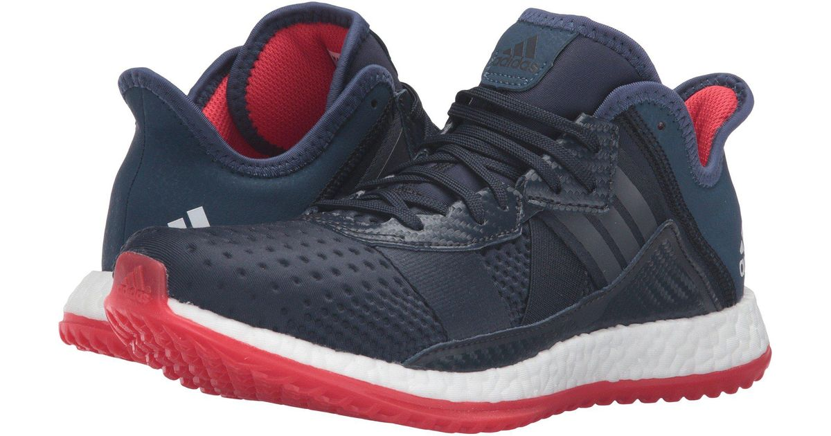 550d50d9d0138 Lyst - adidas Pure Boost Zg Trainer Training Shoe in Blue for Men
