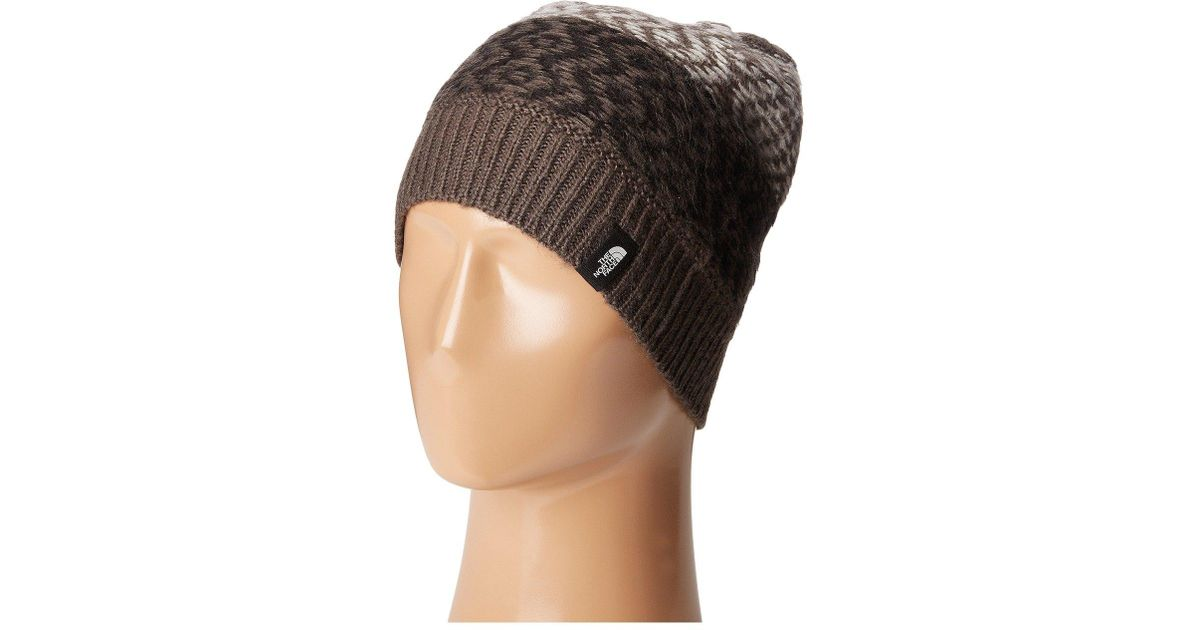 fdc59eff3b3 Lyst - The North Face Tribe N True Beanie in Gray for Men