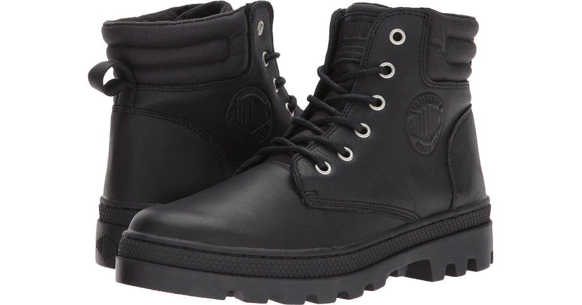 Palladium PALLABOSSE HI CUFF L women's Mid Boots in Sale Websites 9kB4Z5yC6