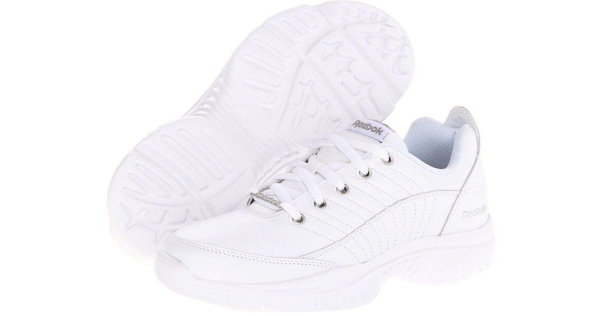 najlepsze podejście 100% autentyczny różne style Reebok - White Royal Lumina - Lyst