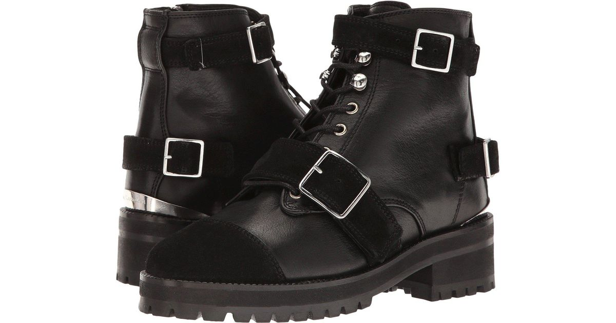 The Kooples Suede Leather Boots Ww0y3