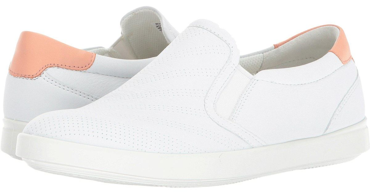 ECCO Aimee Perforated Slip-On QyhEfUS9oN